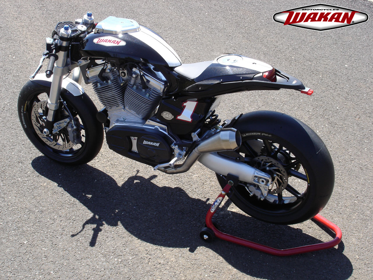 Wakan Motorcycle Photo Of The Day