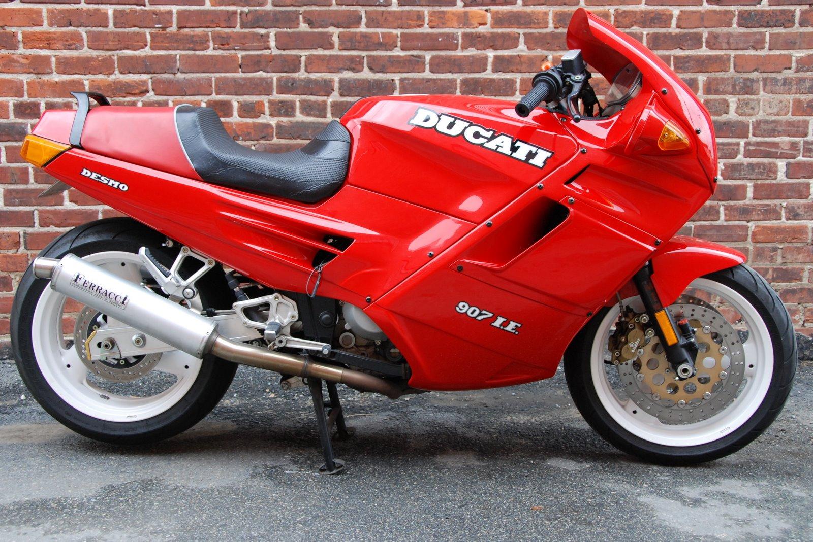 Ducati Paso For Sale