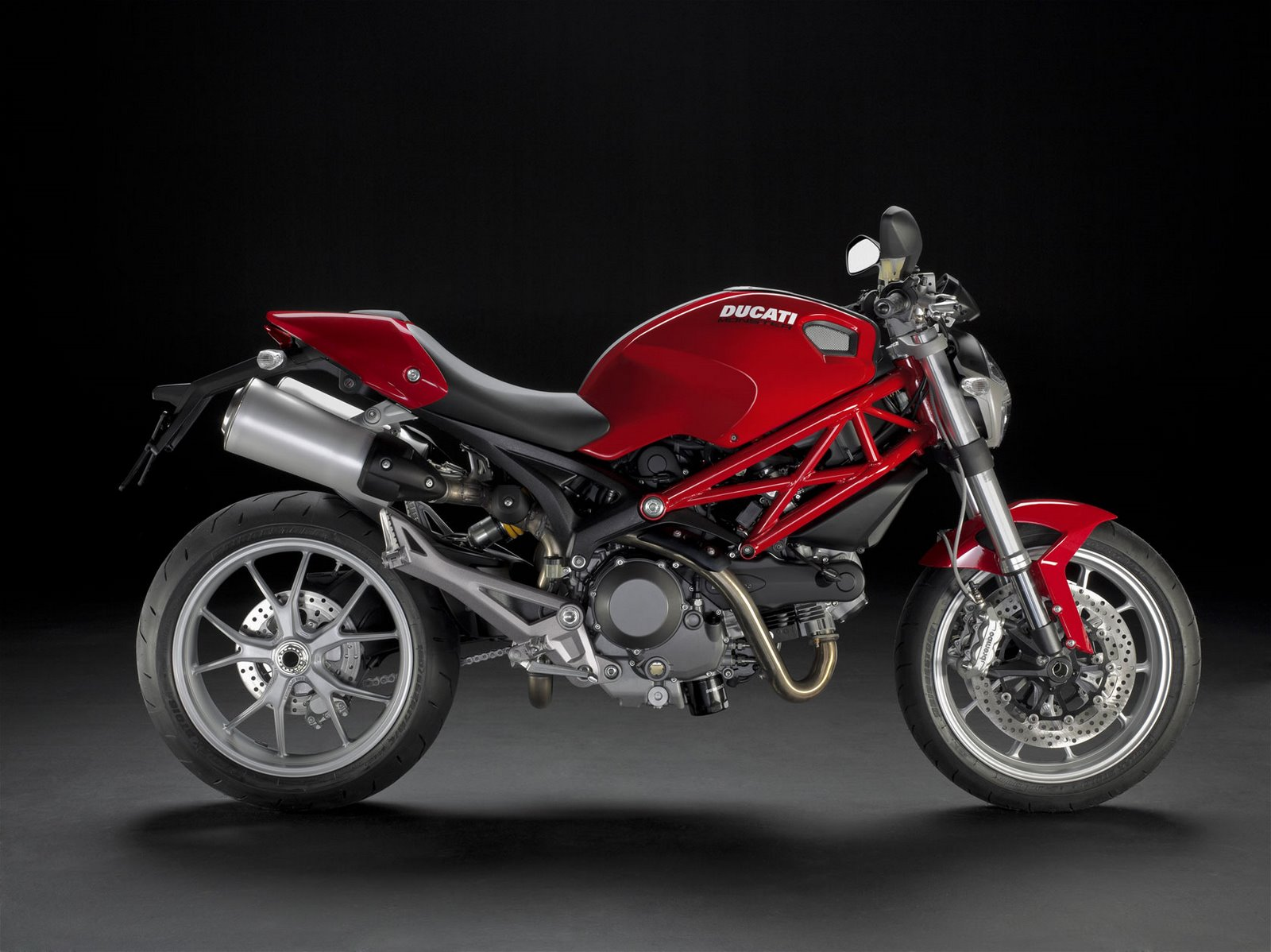 2009 ducati monster 1100 motorcycle photo of the day. Black Bedroom Furniture Sets. Home Design Ideas