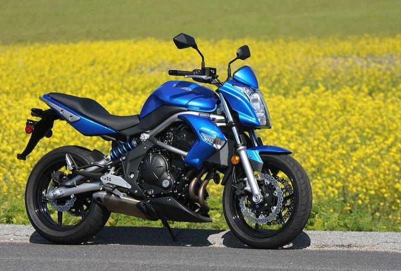 Kawasaki Er6n Motorcycle Photo Of The Day