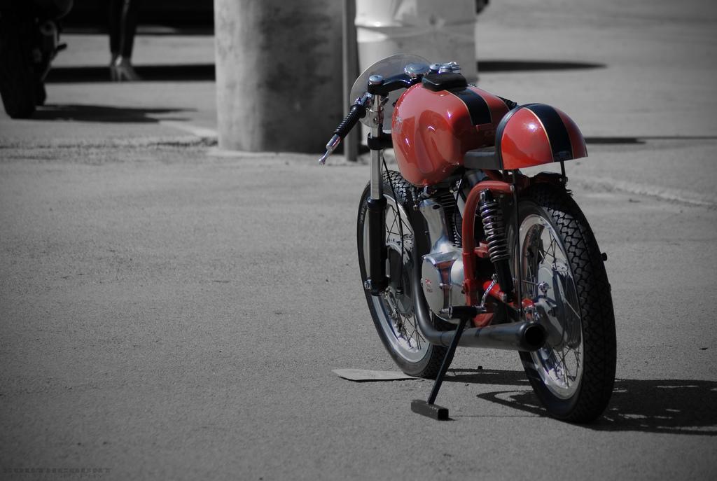 moto parilla | motorcycle photo of the day