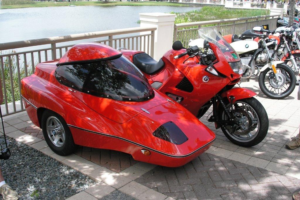 Buy Vespa With Sidecar