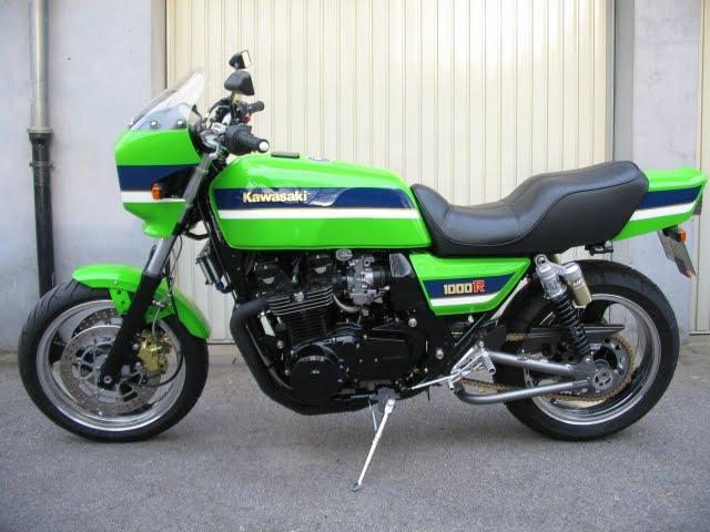 Eddie Lawson Kawasaki Zr For Sale