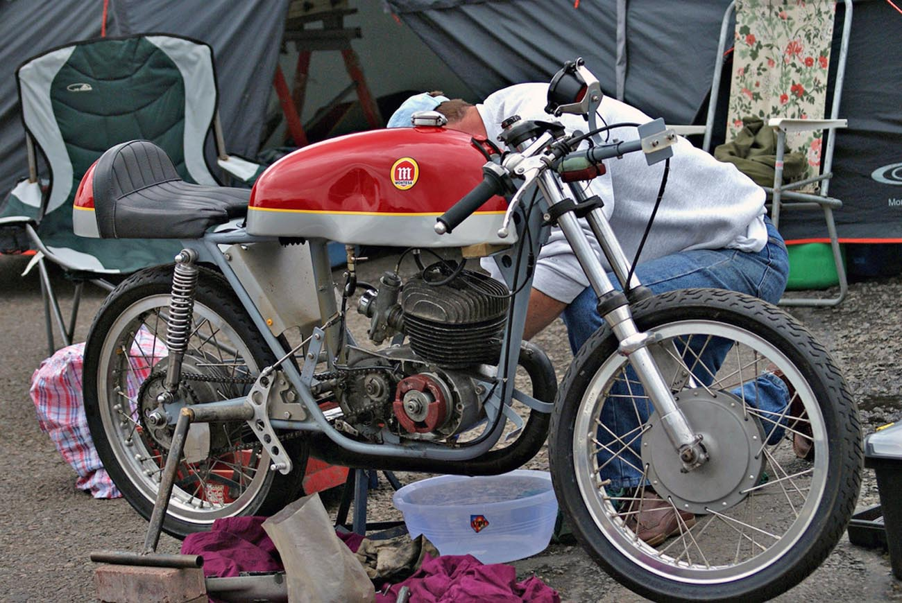 Montessa Motorcycle Photo Of The Day