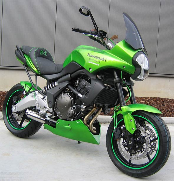 who knows the manufacturer of this underbody fairing? - kawasaki