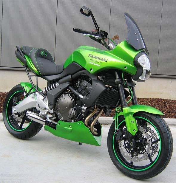 Kawasaki Versys.