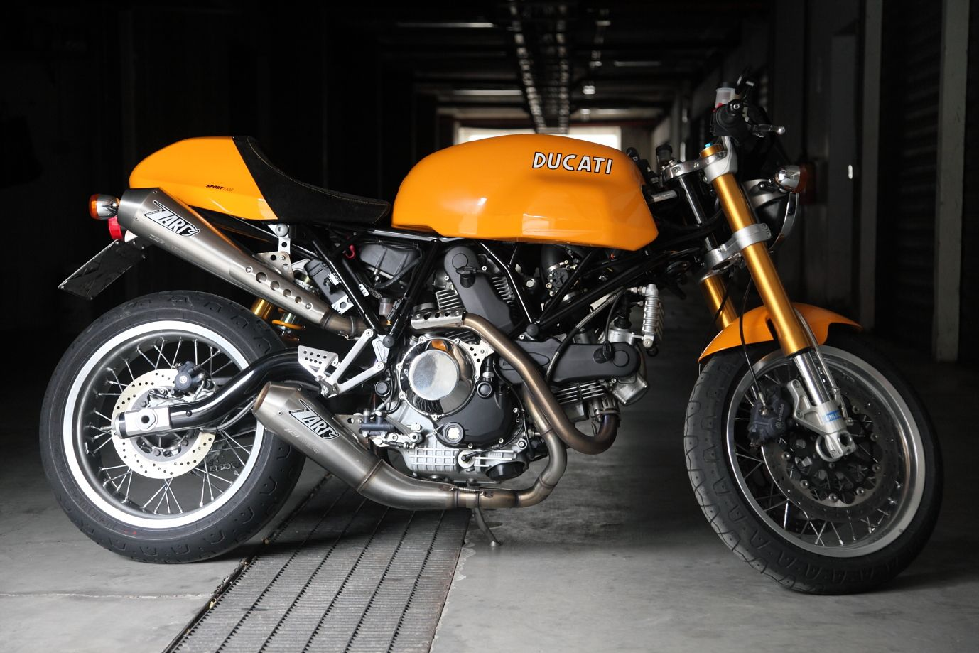 reader ride stunning ducati sport 1000 motorcycle. Black Bedroom Furniture Sets. Home Design Ideas