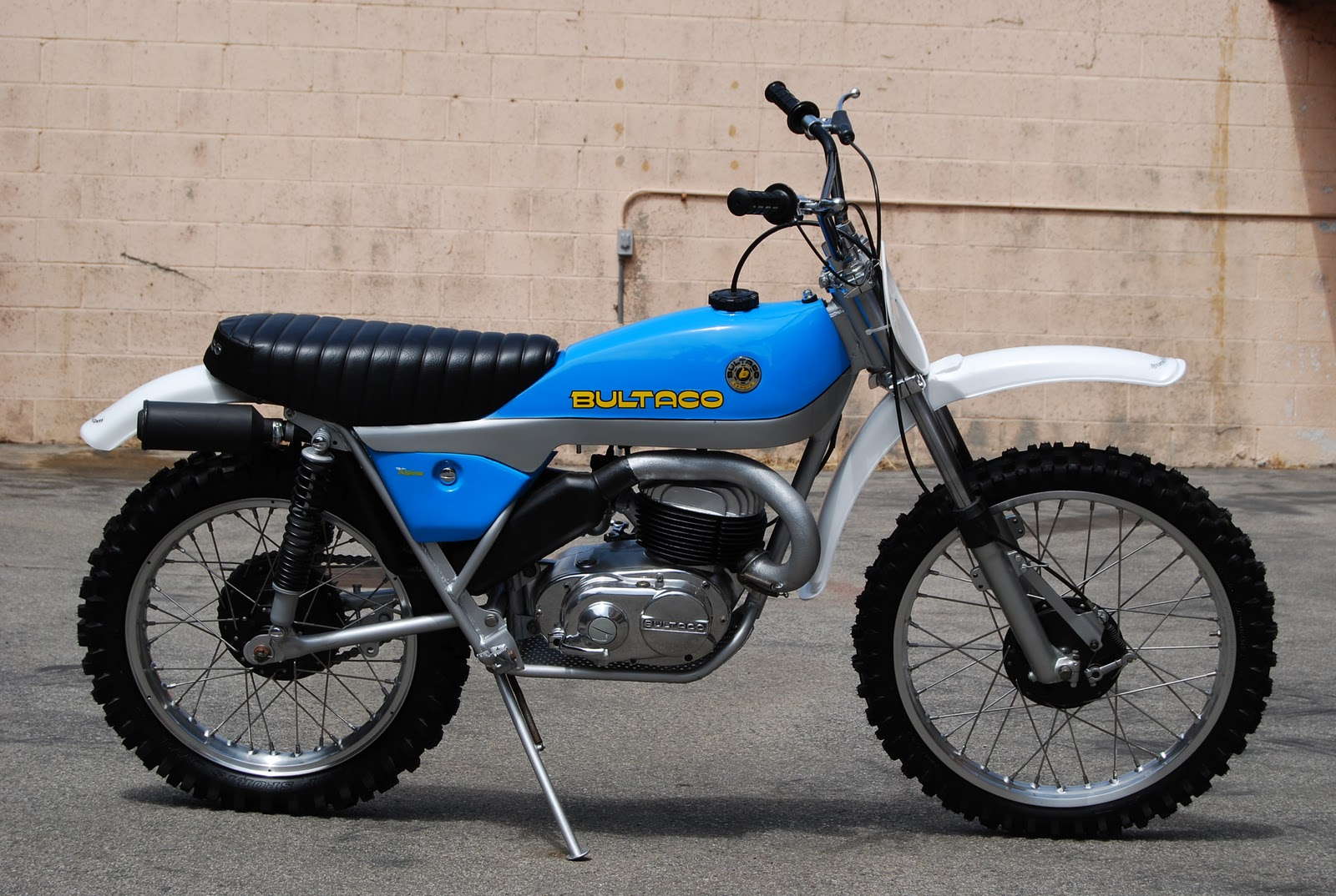 Bultaco Alpina! | Motorcycle Photo Of The Day