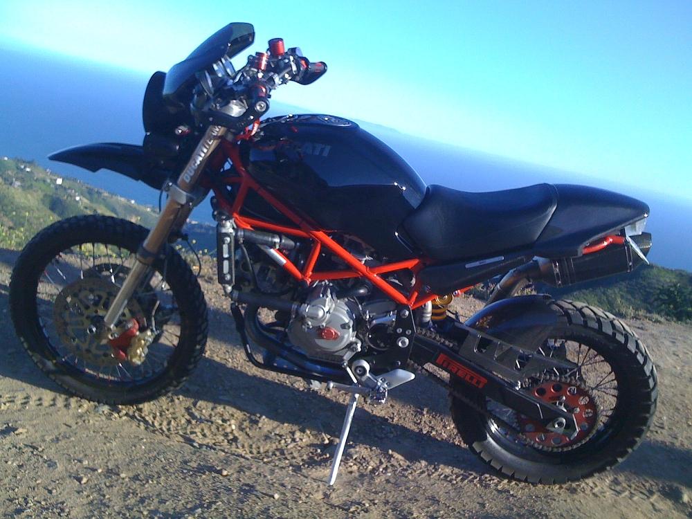 Ducati Terra Mostro For Sale
