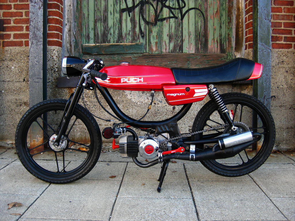 Puch Cafe Racer For Sale