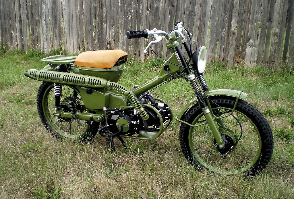 Suzuki Ct Exhaust