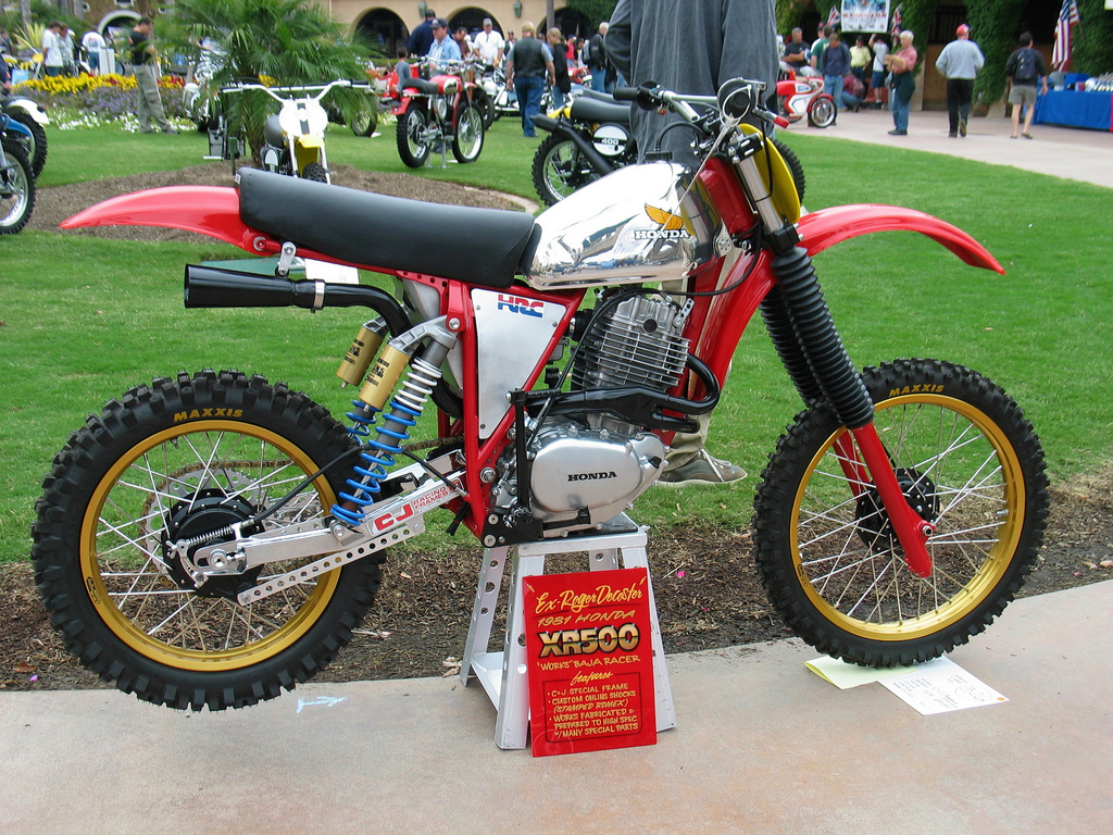 Dirtbike Motorcycle Photo Of The Day