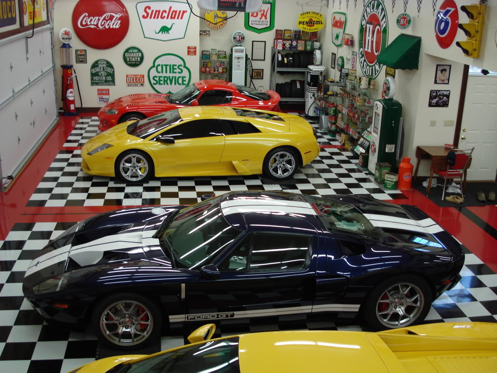 Dream Car Garage: Dream Garage