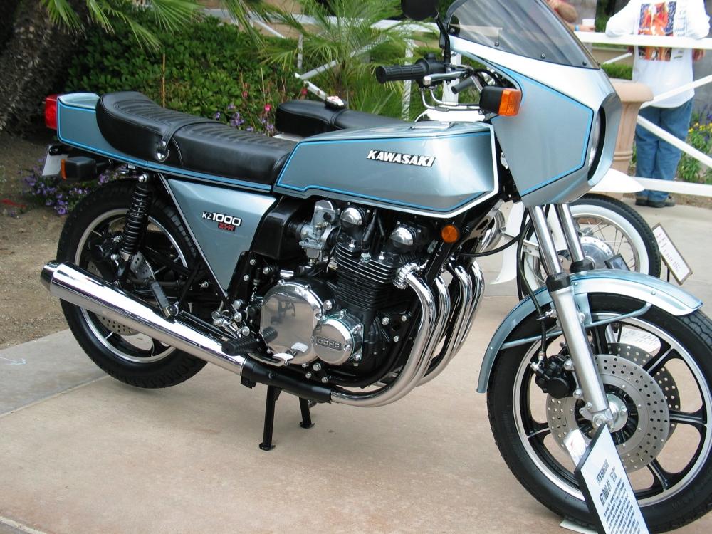 Stunning Kawasaki Z1R | Motorcycle Photo Of The Day