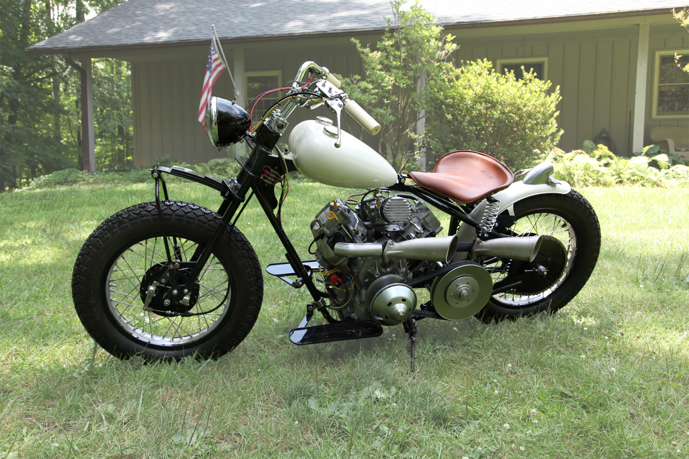 A Crazy Idea for an Engine Swap! - Motorcycle Forum