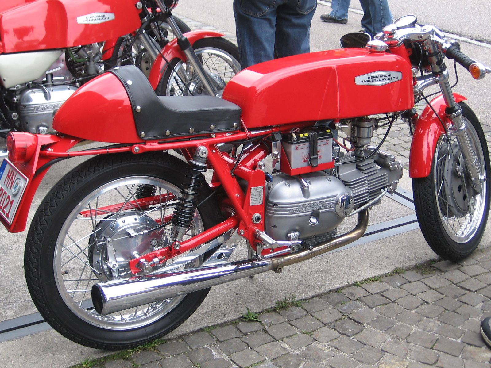 aermacchi | Motorcycle Photo Of The Day