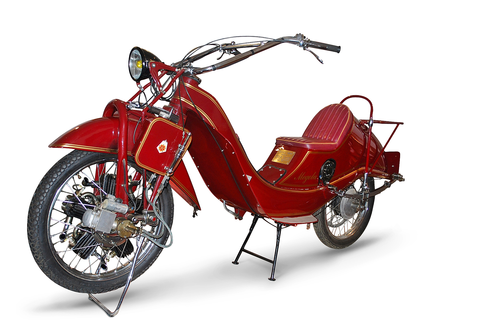 Radial Engines Motorcycles  Megola