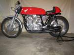 Replica Honda RC 181 500cc 4 cylinder. 1967 . Won Dutch GP.