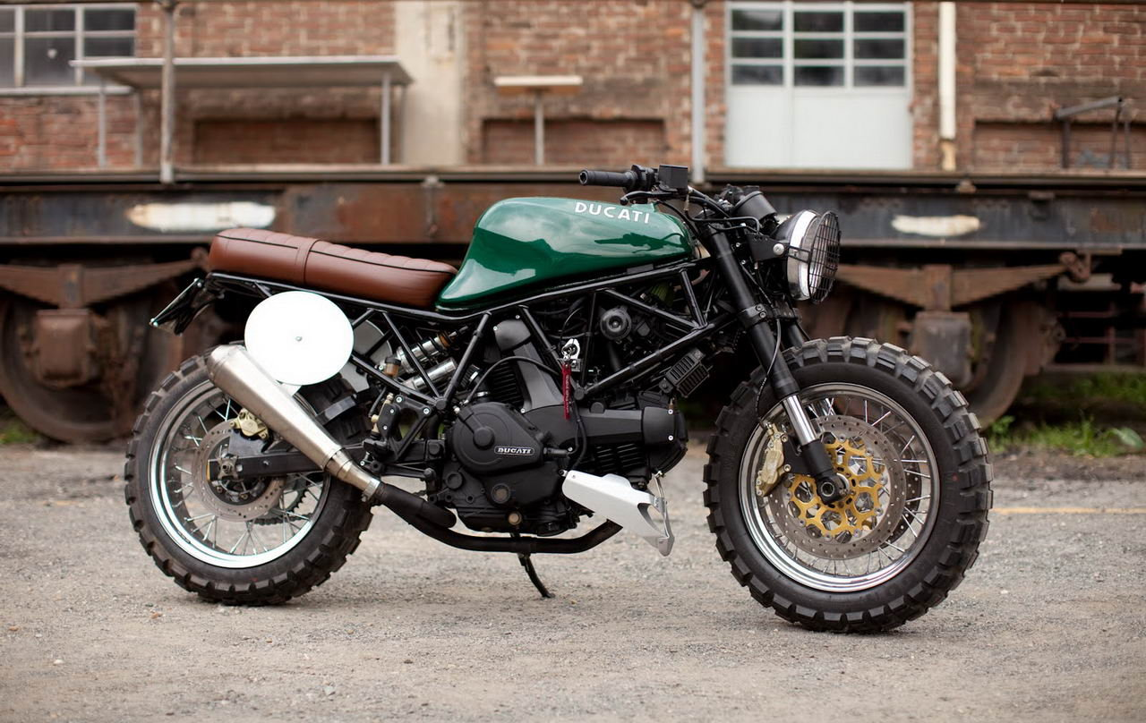 F Ducati Supersport 600 Special2 Motorcycle Photo Of The Day
