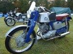 Motorcycle Trip- Barber Vintage Festival 100