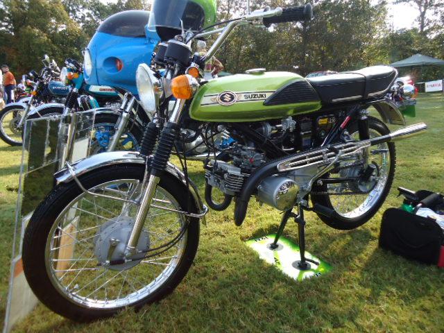 Motorcycle Trip- Barber Vintage Festival 175