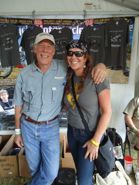 Motorcycle Trip- Barber Vintage Festival 300