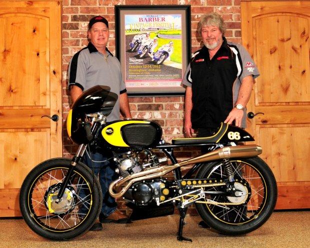 Honda CB160 12