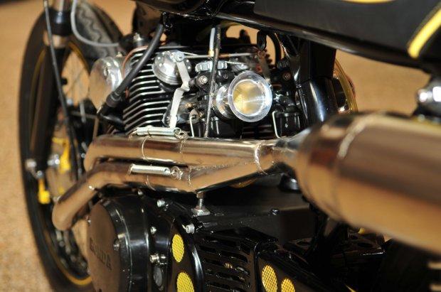 Honda CB160 2