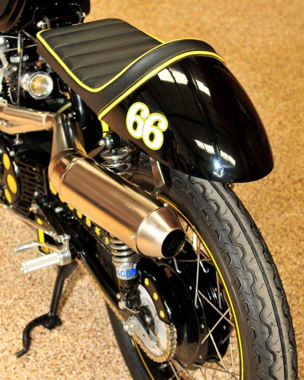 Honda CB160 3