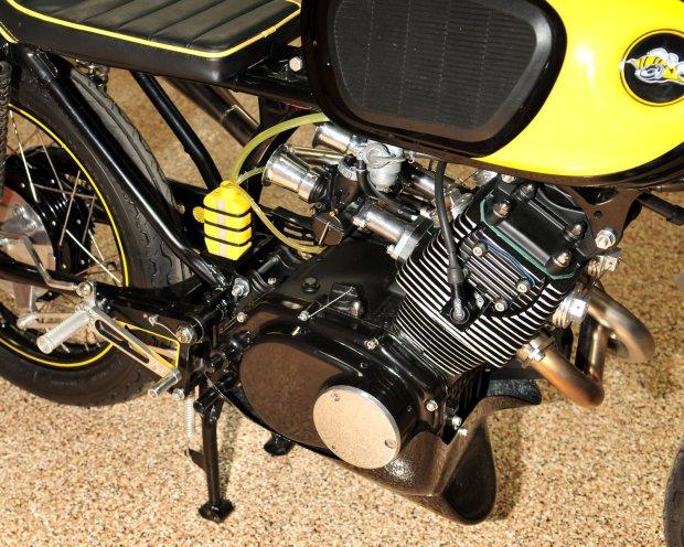 Honda CB160 4