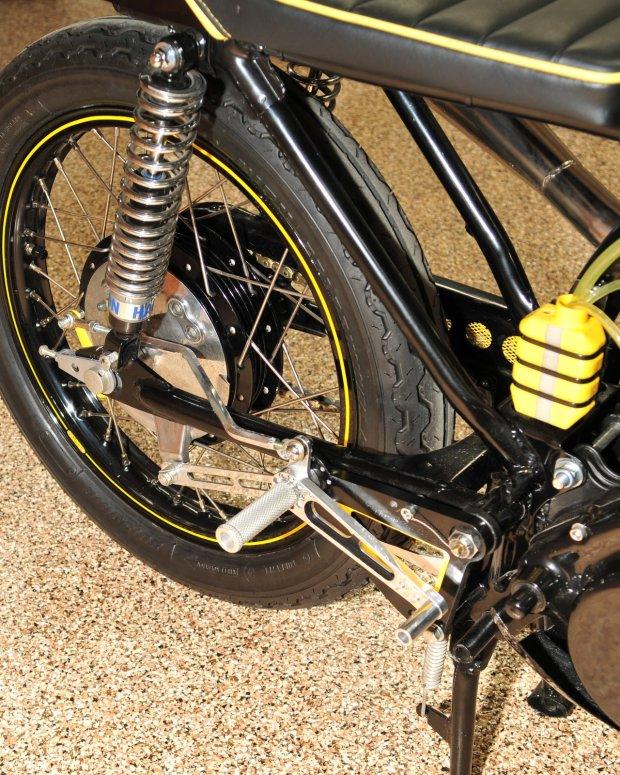 Honda CB160 5