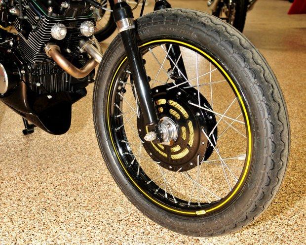 Honda CB160 7