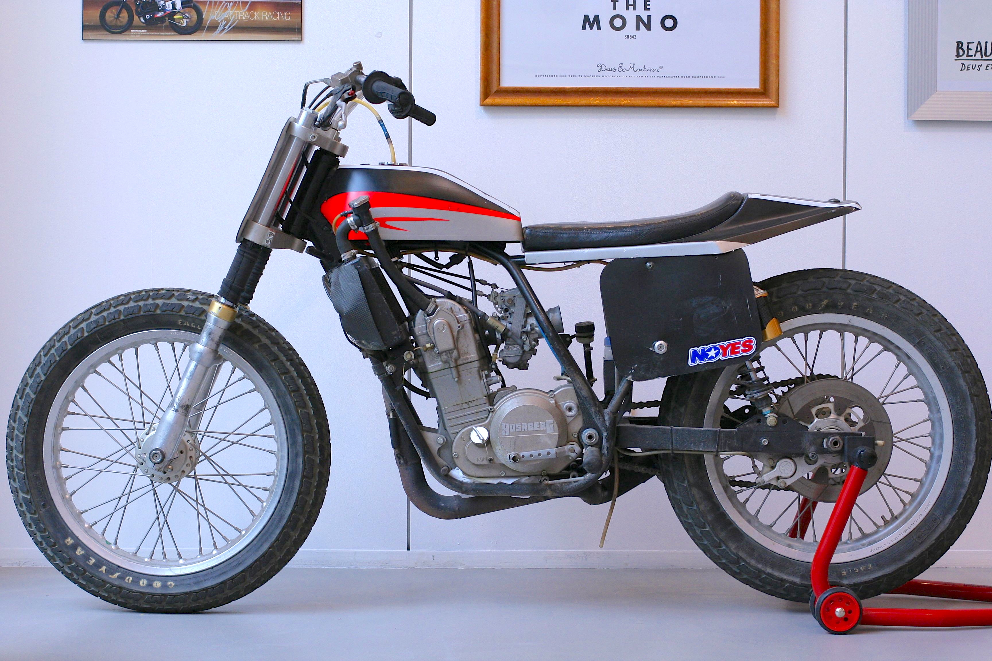 Flattracker Motorcycle Photo Of The Day