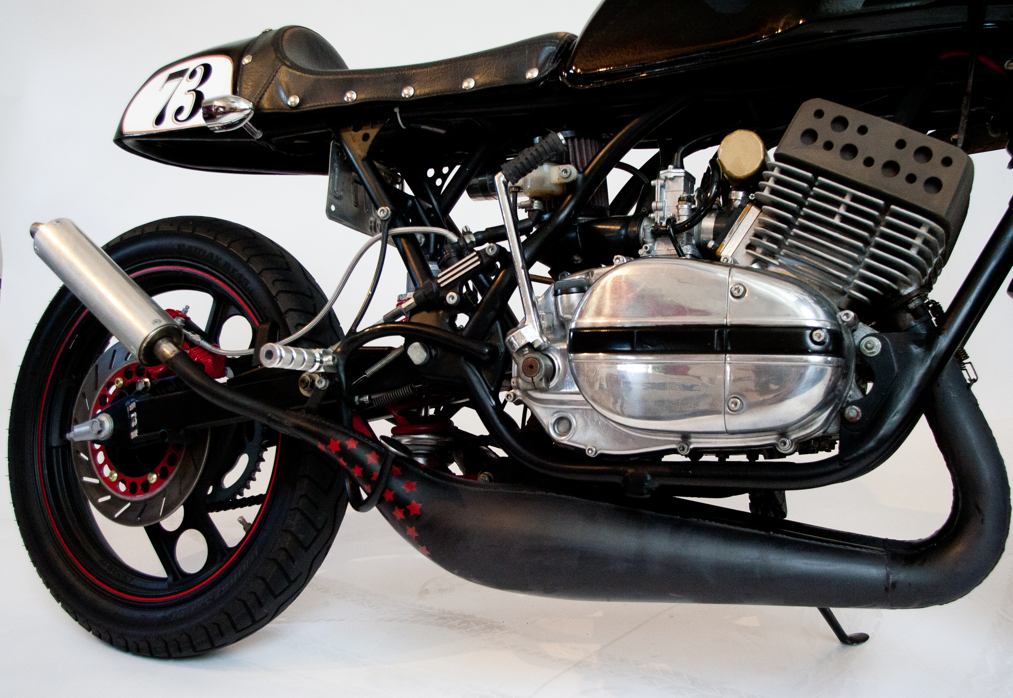 cafe racer | motorcycle photo of the day