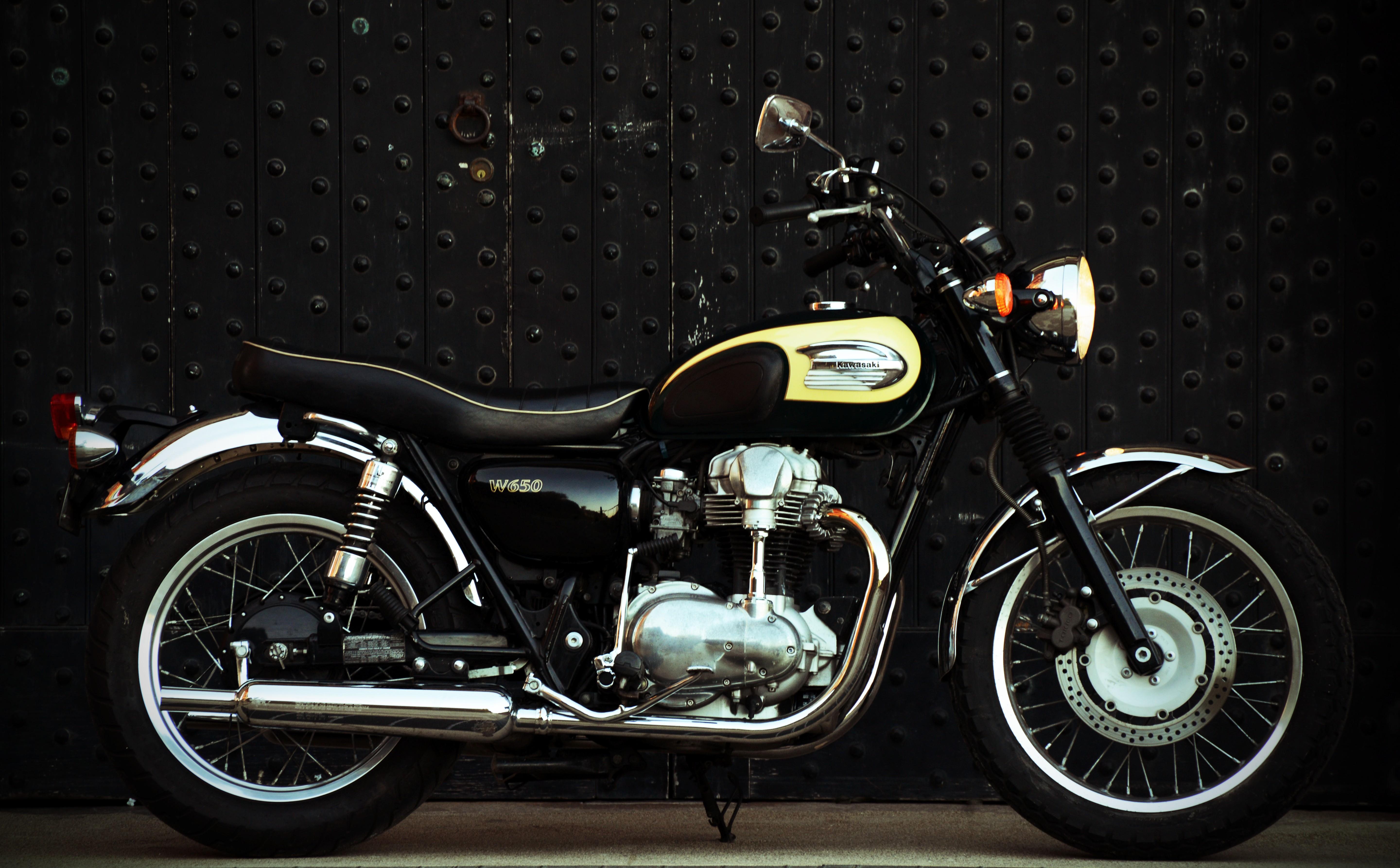 Cafe Racer Kawasaki W650